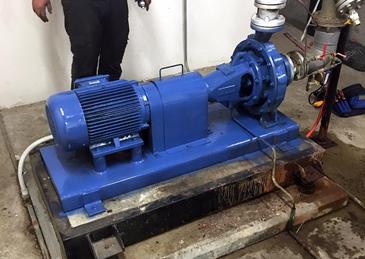 Chilled Water Pump & Motor Rebuild Pic 3